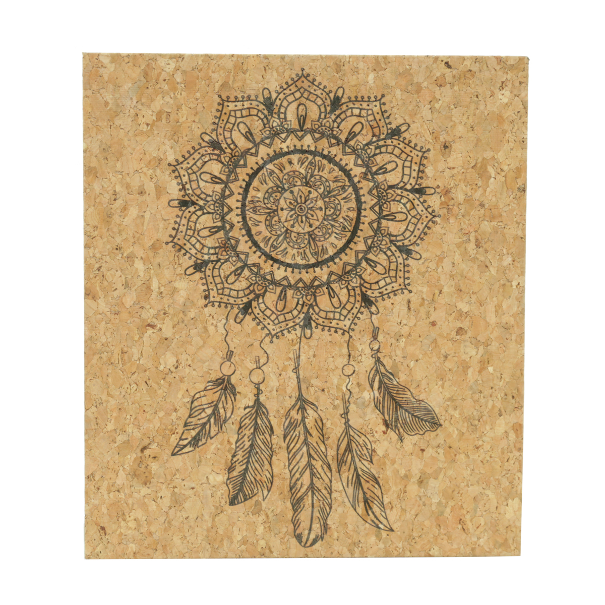 Tela Cork Style Dream Filter Bege 20 x 2,5 x 23 cm