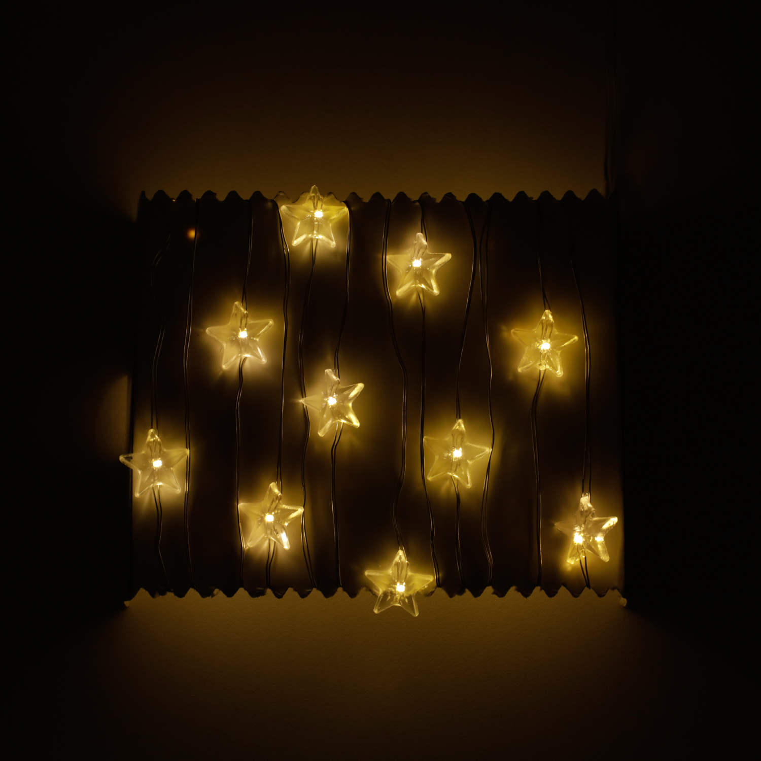 Fio de Led Decor Shine Star Branco 2,5 Mts