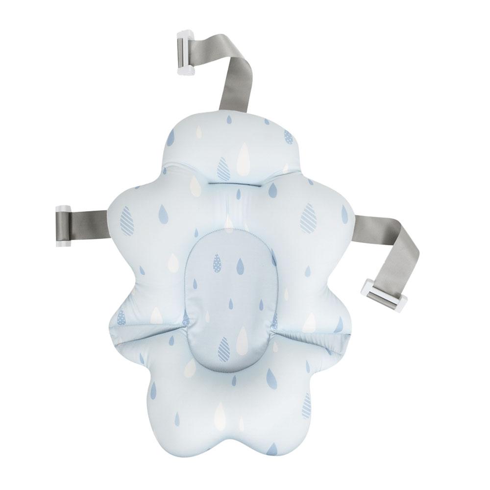 Almofada Banho com Fivela Ajustável Buba Azul - 10715