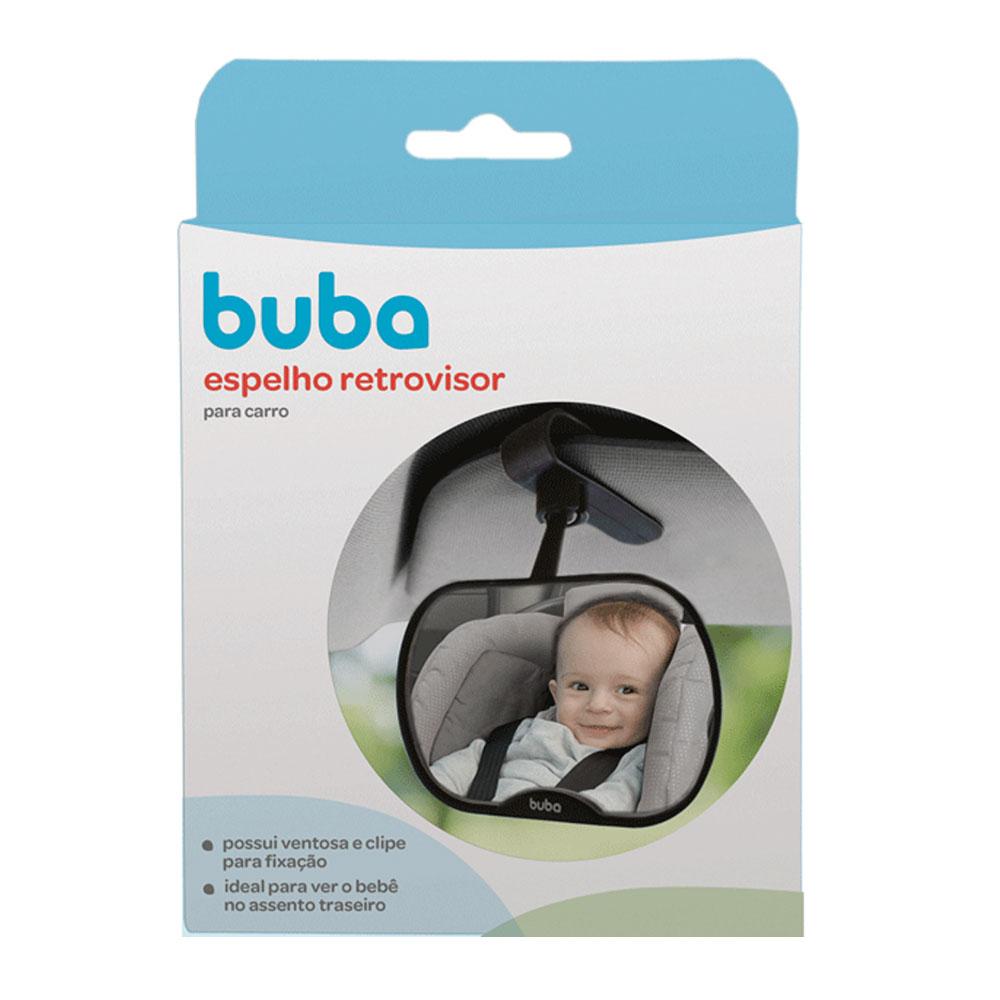 Espelho Retrovisor Bebê para Banco Traseiro Buba - 08772