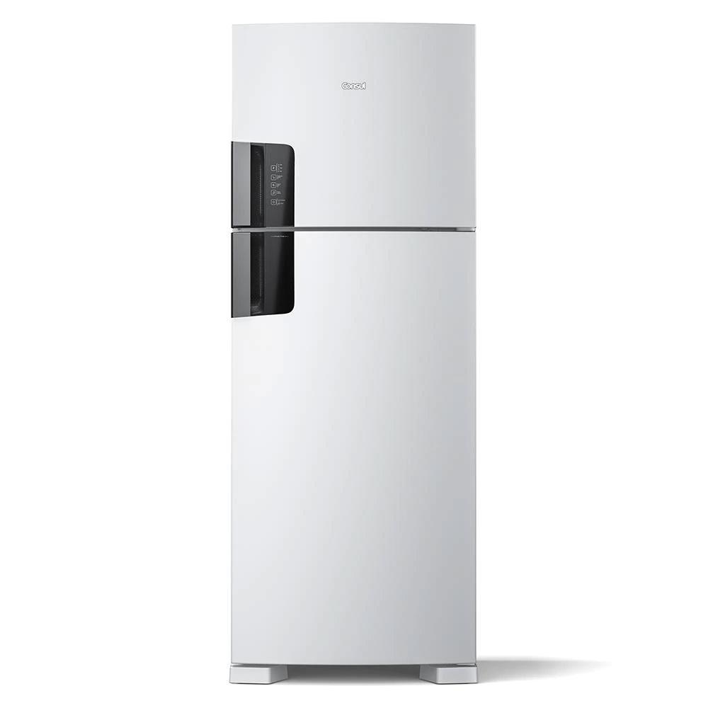 Refrigerador Consul CRM56HB Frost Free com Espaço Flex Duplex - Branco - 220v
