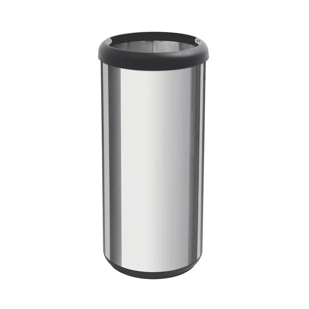 Lixeira em Aço Inox Tramontina 94539/220 40L