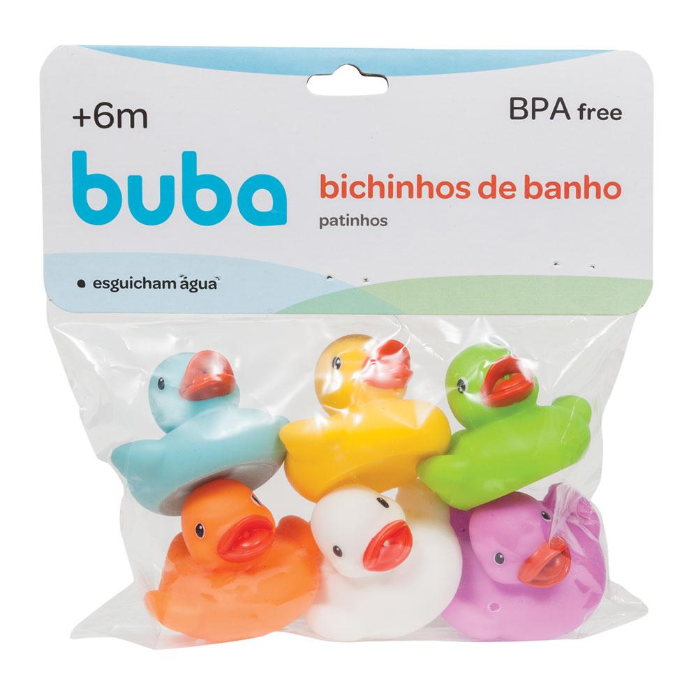 Patinho de Banho Colors - Buba - 09683
