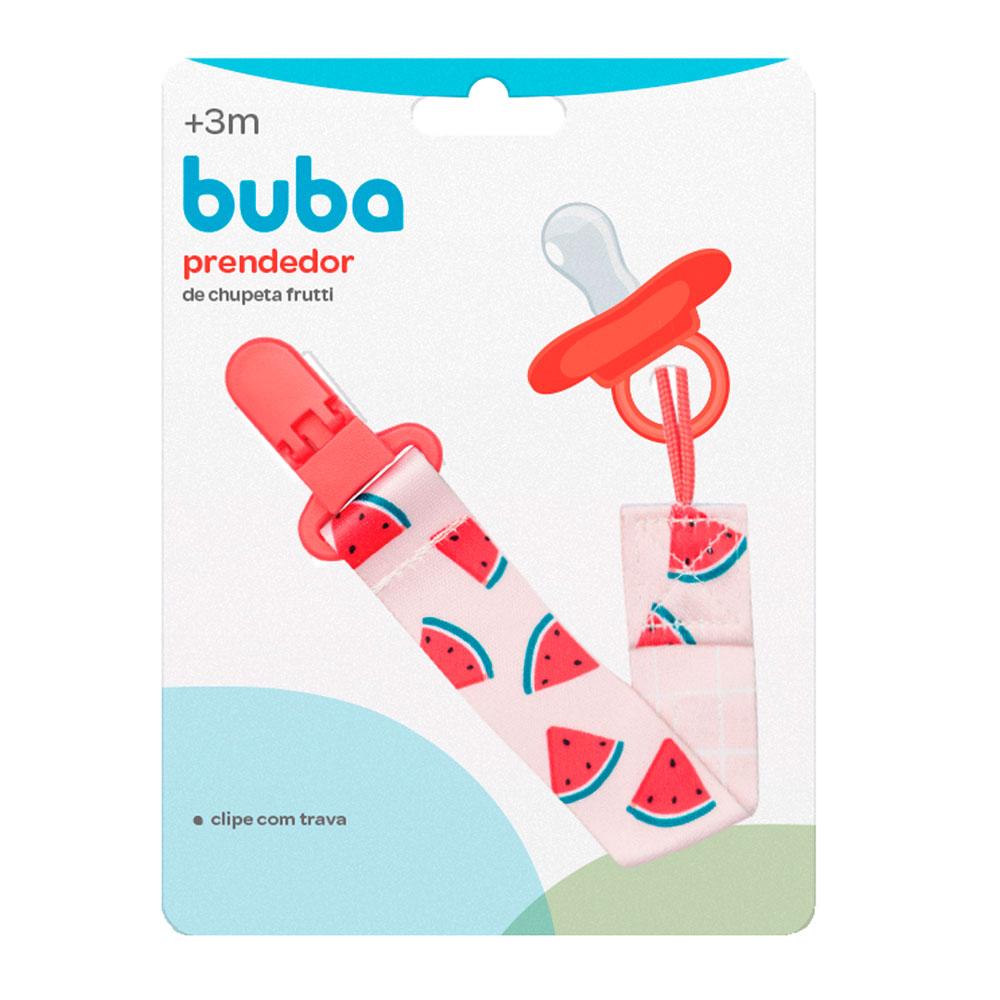 Prendedor de Chupeta Frutti Melancia - Buba - 12045