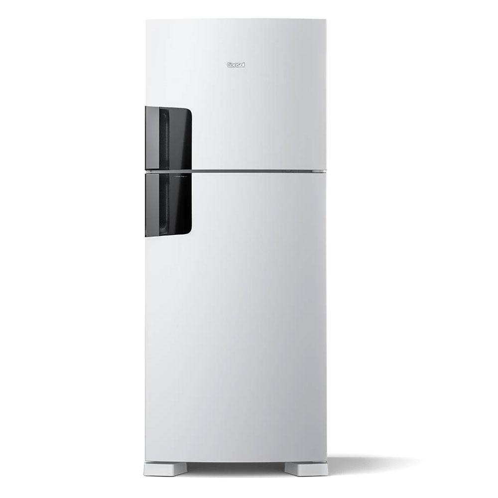 Refrigerador Consul CRM50HB Frost Free com Espaço Flex Duplex - Branco - 220V