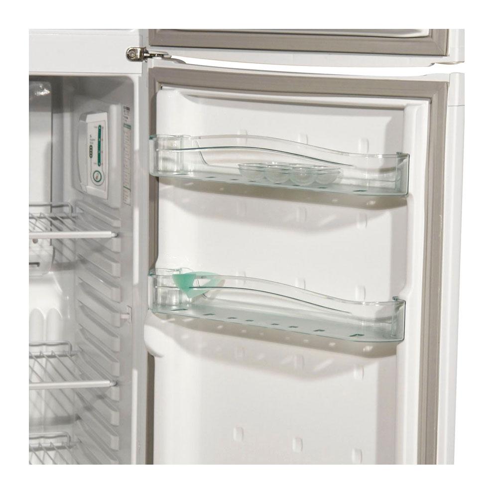 Refrigerador Consul Cycle Defrost - Duplex 334L CRD37 EB Branco - 220V