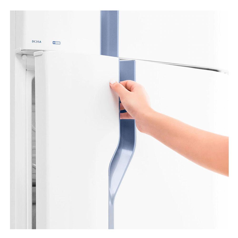 Geladeira/Refrigerador Electrolux DC35A Branca 260L Cycle Defrost - 110v