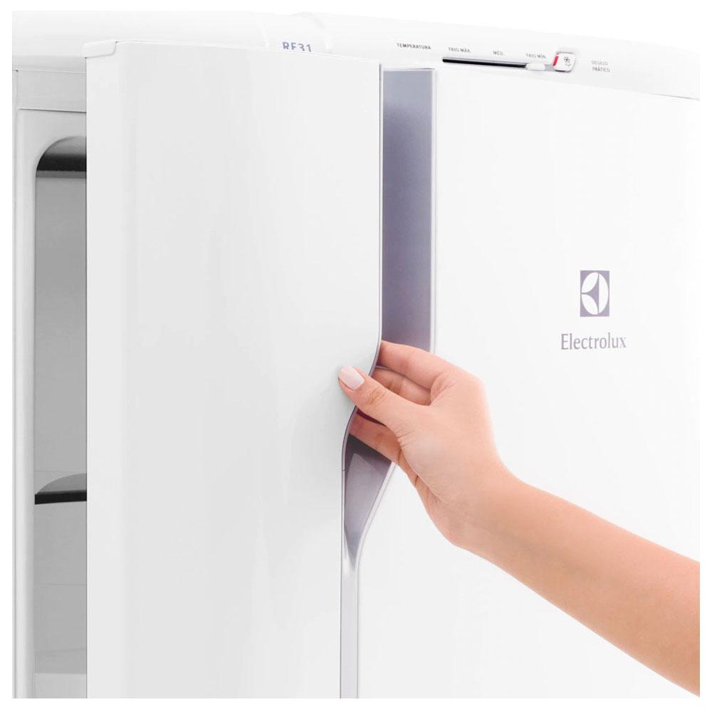 Refrigerador Electrolux RE31 1 Porta - 240 Litros - Branco - 220v